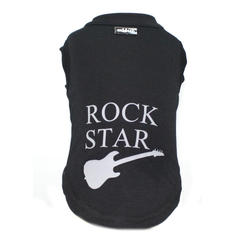 Hundeshirt RockStar Gitarre