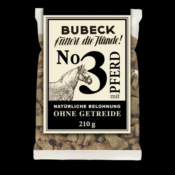 Bubeck No. 3 Pferd getreidefrei