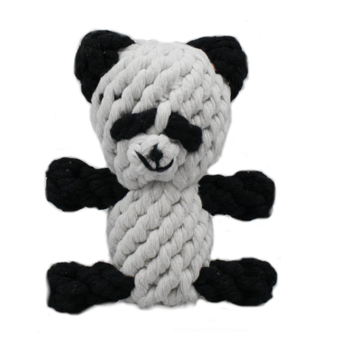 Spielzeug für Hunde Panda