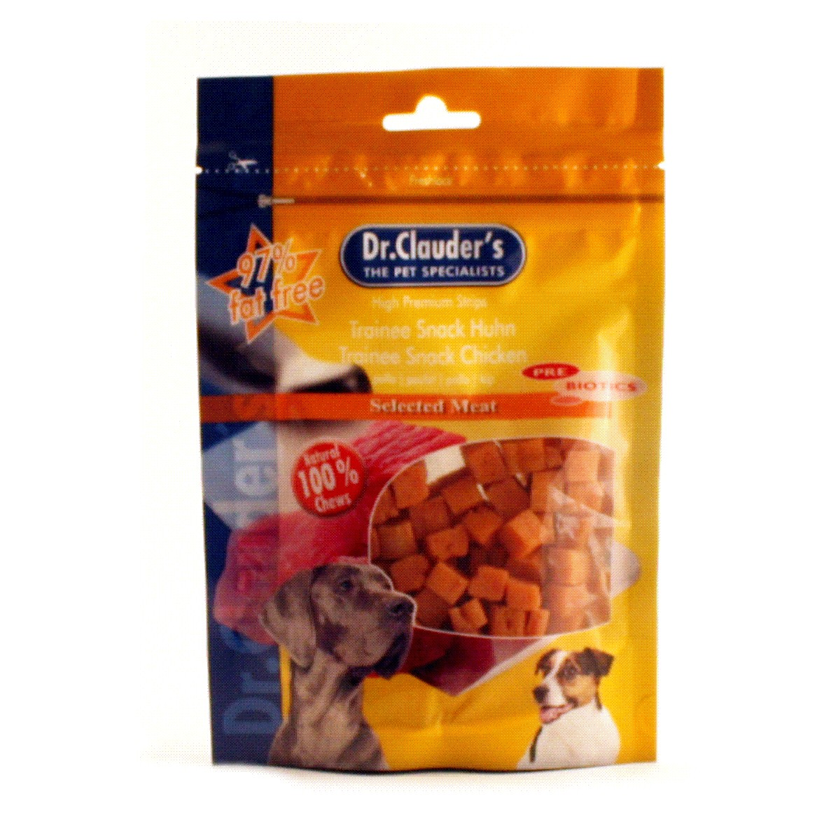 Dr. Clauders Trainee Snack Huhn