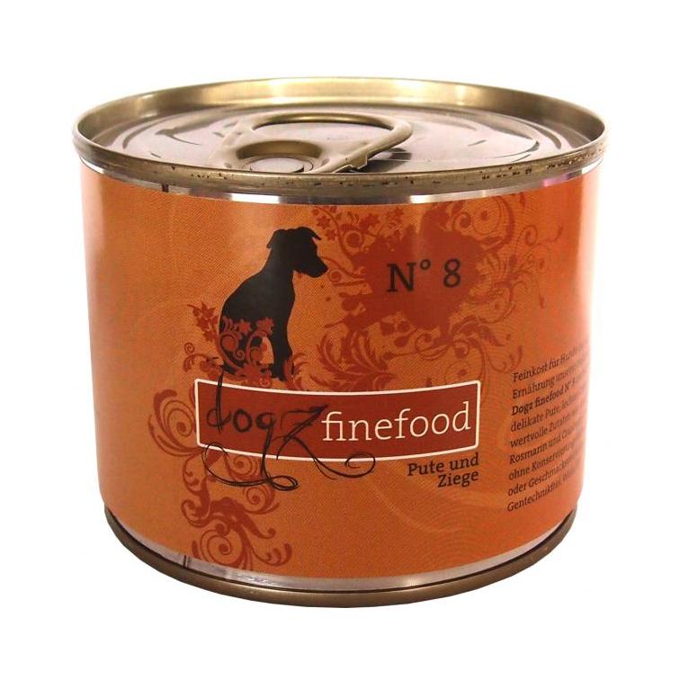 Dogz Finefood Pute & Ziege 200gr