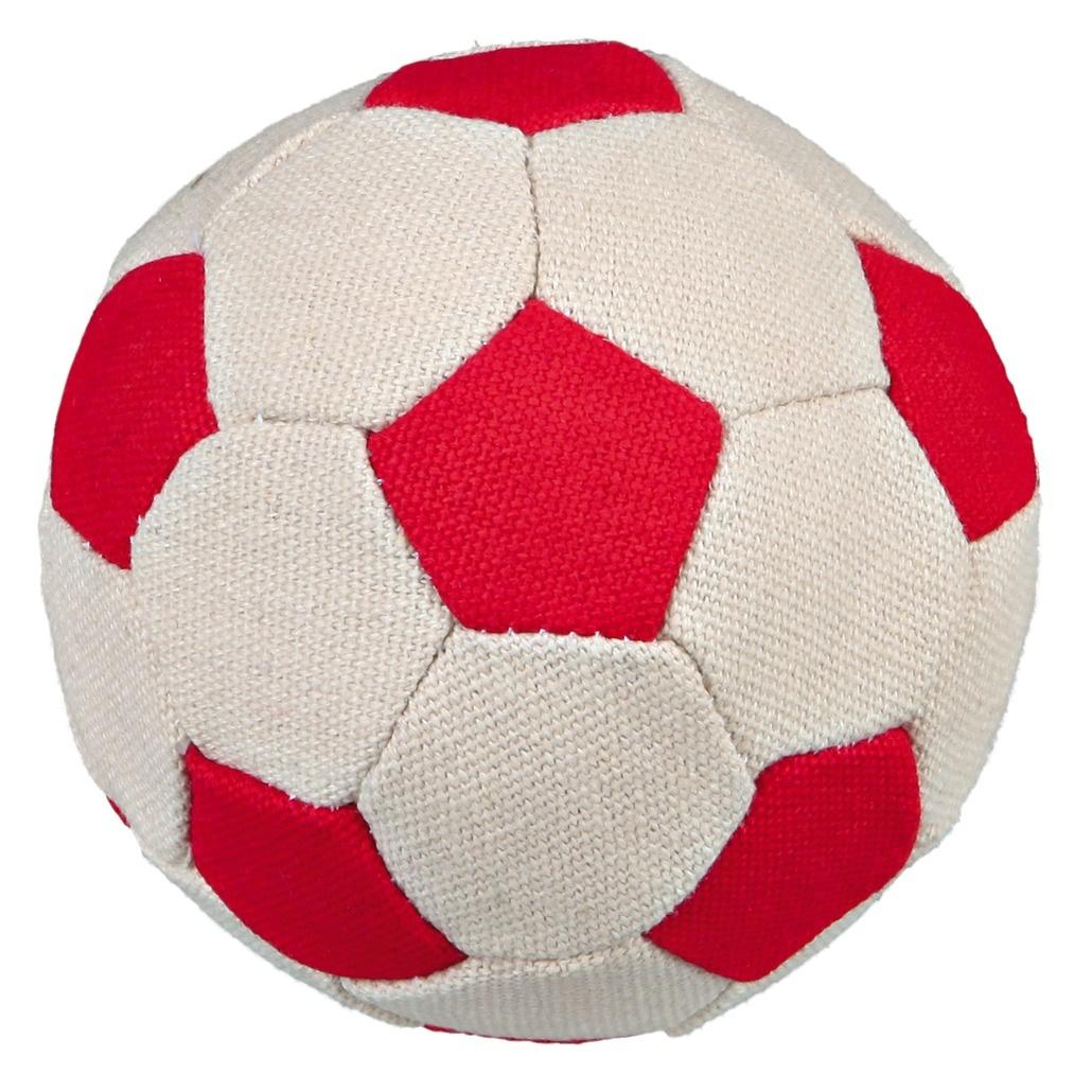 Spielzeug für Hunde Soft Soccer Canvas