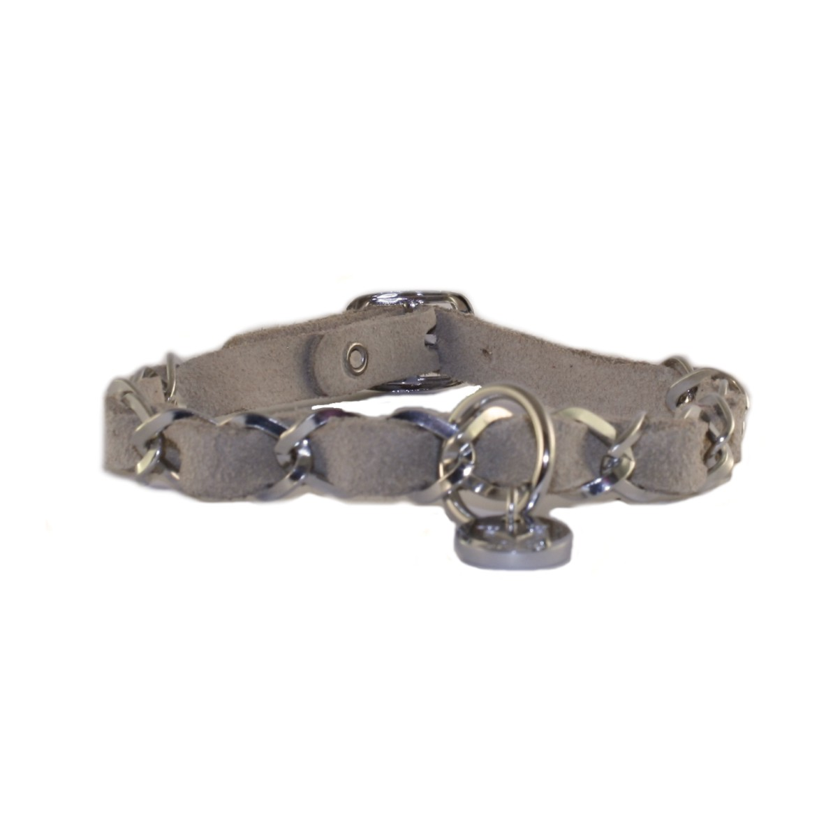 Halsband silver Chain ONLY small DOG