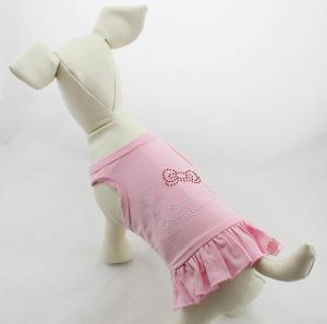 Hunde-Shirtkleid Kitty