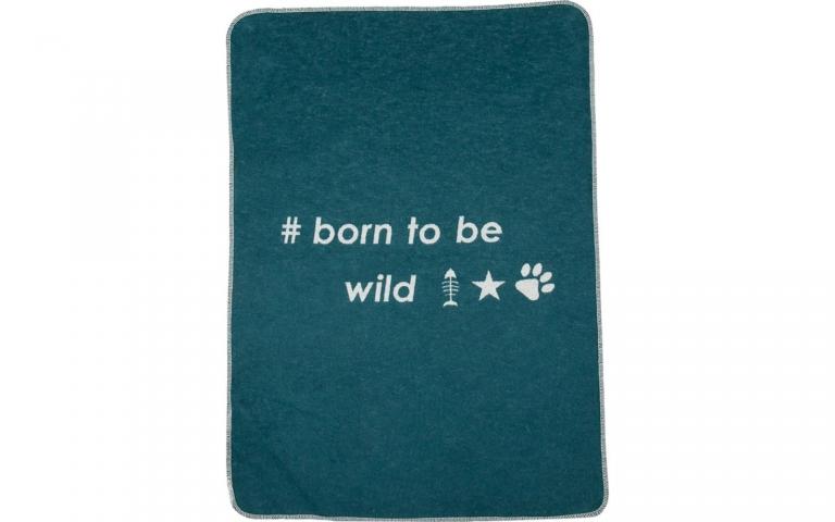"Haustierdecke Fussenegger  ""Born to be wild"""