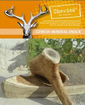 Chewies Geweih-Mineral-Snack L