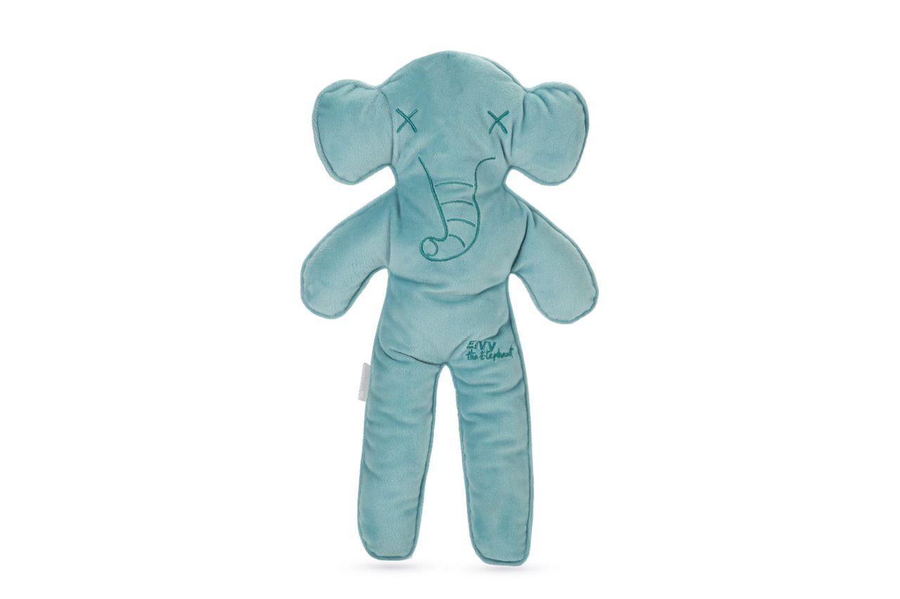 Hundeplüschspielzeug Elefant Elvy