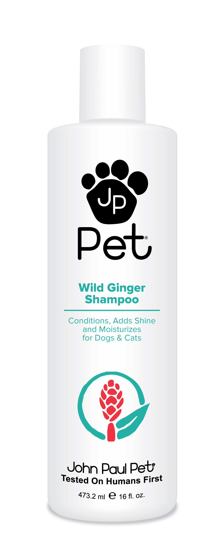 John Paul Pet Hundeshampoo Wild Ginger Shampoo