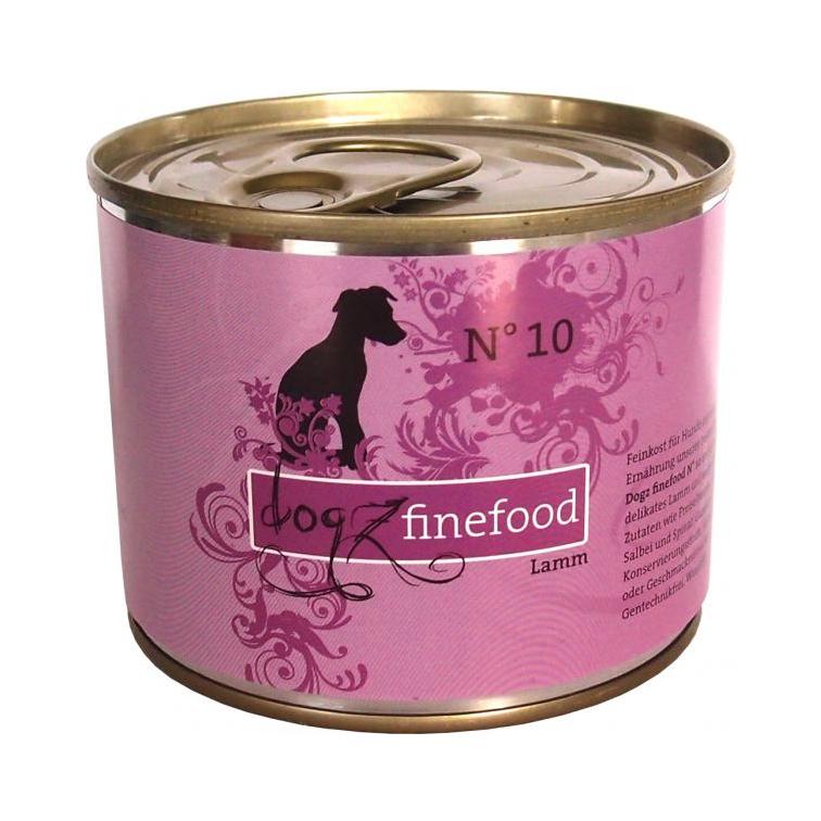 Dogz Finefood Lamm 200g