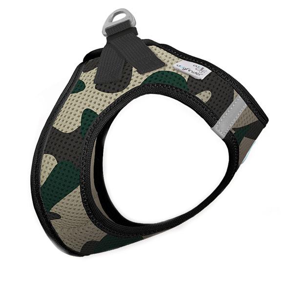 Curli Vest Geschirr Air-Mesh camouflage