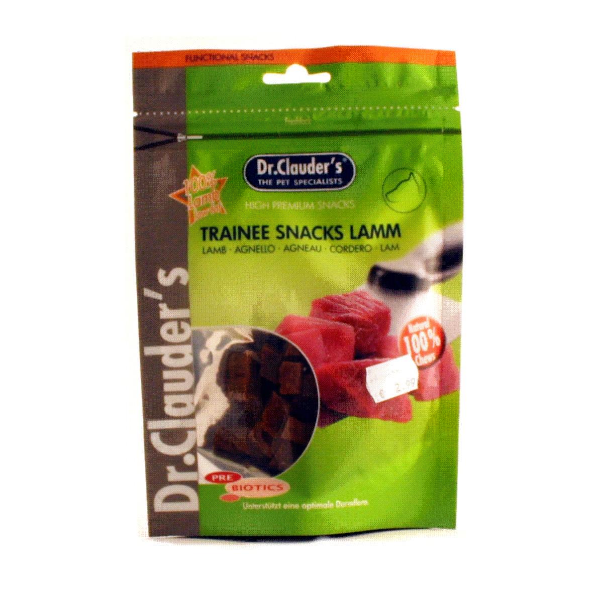 Dr. Clauders Trainee Snacks Lamm