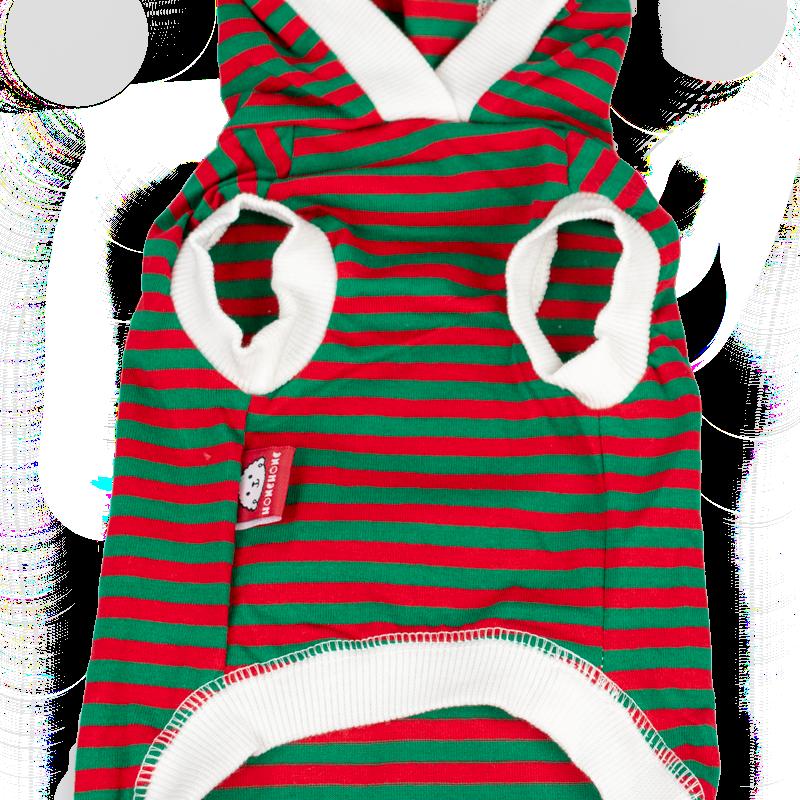 Hoodie Stripes