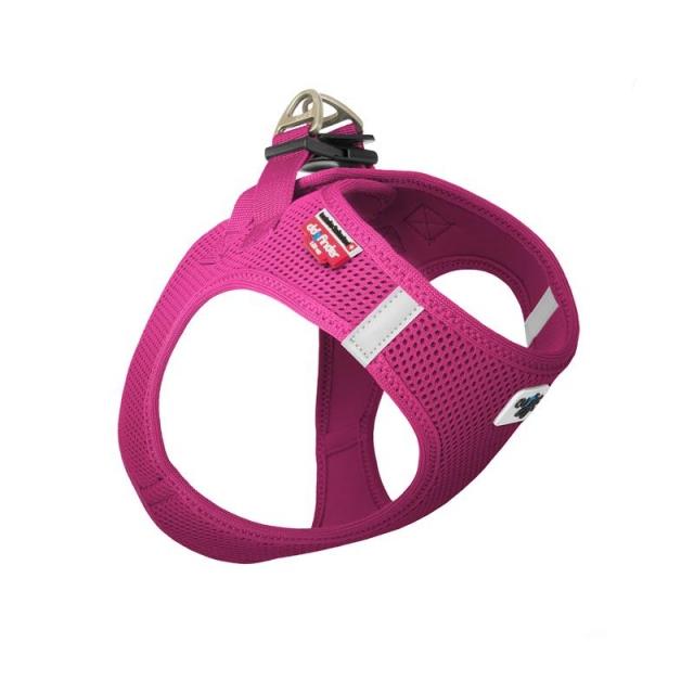 Curli Vest Geschirr Air-Mesh pink